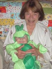 Jack and nanna